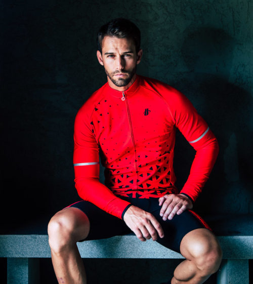 Attention Thermal Long Sleeve Jersey