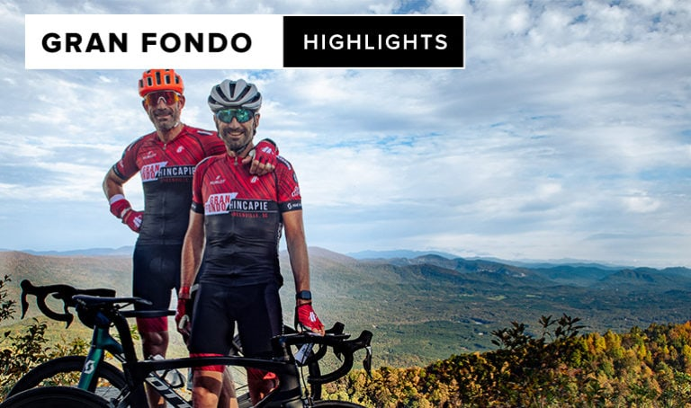 Gran Fondo Hincapie Highlights